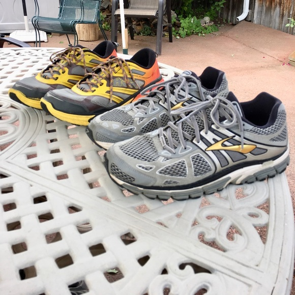 c2c8dcfded51e Hoka and Brooks Other - Men s Hoka and Men s Brooks shoes